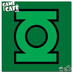 Porta-Copo D82 Lanterna Verde