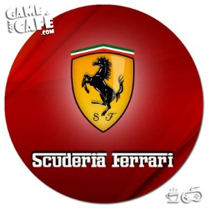 Porta-Copo X20 Ferrari