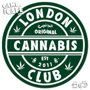 Porta-Copo X51 London Cannabis Club