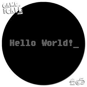 Porta-Copo X52 Hello World