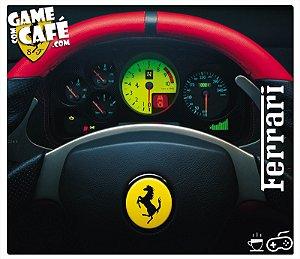 Mouse Pad E02 Ferrari