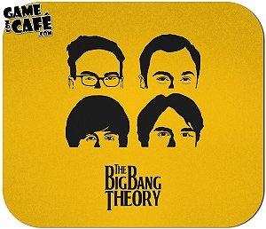 Mouse Pad F03 Big Bang Theory