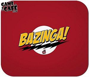 Mouse Pad F04 Big Bang Theory - Bazinga