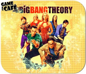 Mouse Pad F06 Big Bang Theory