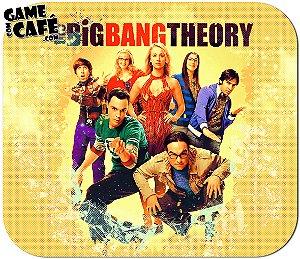 Mouse Pad F06 Big Bang Theory