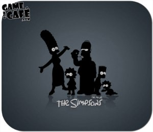 Mouse Pad F07 Os Simpsons