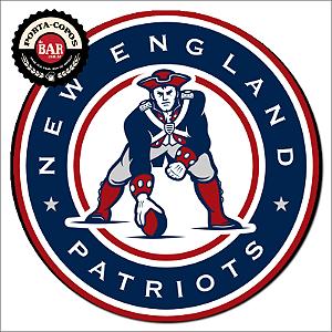 Porto-Copo N42 New England Patriots