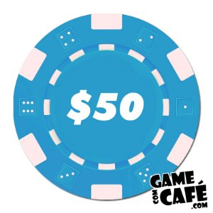Porto-Copo P15 Ficha Casino 50