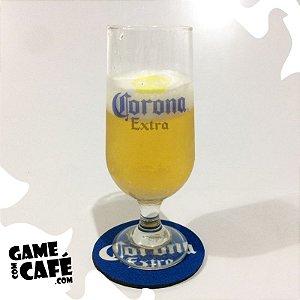 Taça de Cerveja Corona Extra