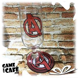 Taça de Cerveja Avengers - Os Vingadores