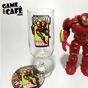 Taça de Cerveja Marvel Ironman