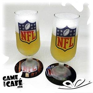 Taças de Cerveja NFL