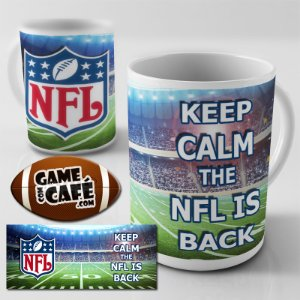 Caneca E50 NFL is Back