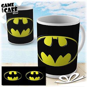 Caneca H01 Batman Symbol