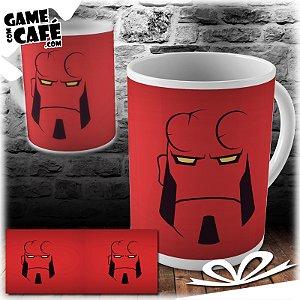 Caneca H05 Hellboy
