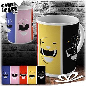 Caneca H16 Power Rangers