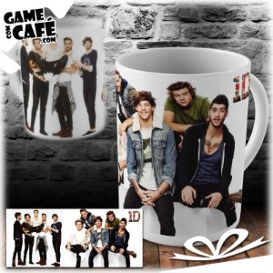 Caneca B01 One Direction 1D