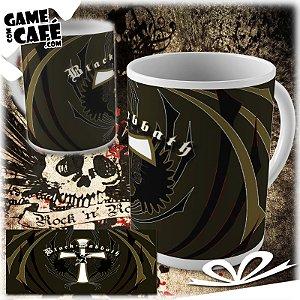 Caneca B07 Black Sabbath