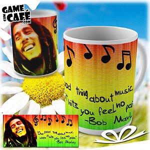 Caneca B08 Bob Marley