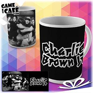 Caneca B10 Charlie Brown Jr