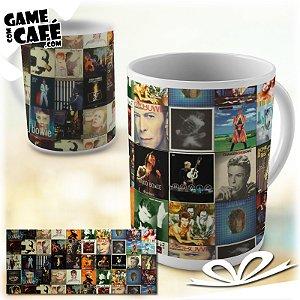 Caneca B13 David Bowie