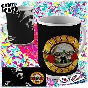Caneca B19 Guns n Roses
