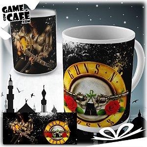 Caneca B20 Guns n Roses