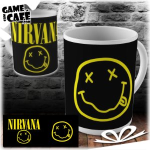 Caneca B25 Nirvana