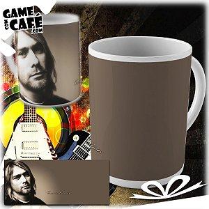Caneca B31 Kurt Cobain