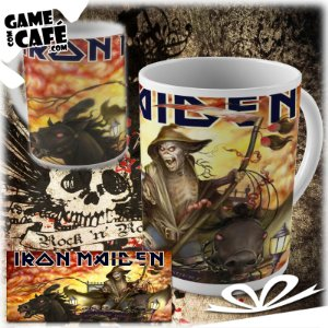 Caneca B37 Iron Maiden