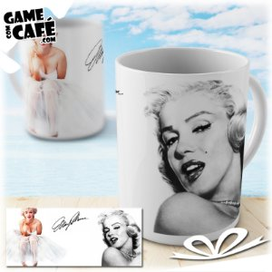 Caneca B47 Marilyn Monroe