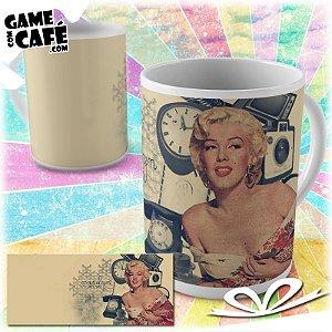 Caneca B48 Marilyn Monroe