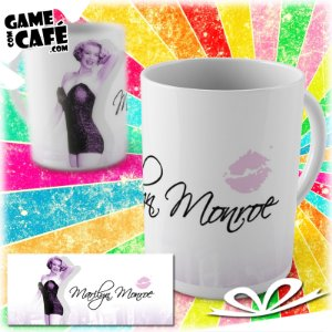 Caneca B49 Marilyn Monroe