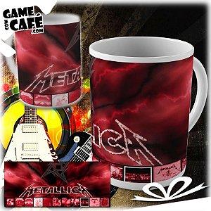 Caneca B50 Metallica