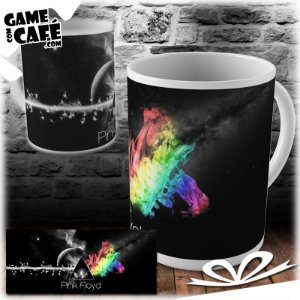 Caneca B54 Pink Floyd