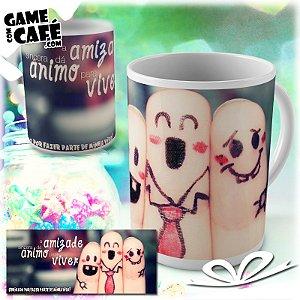 Caneca A02 Amizade Sincera
