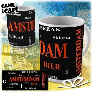 Caneca C03 Amsterdam Bier