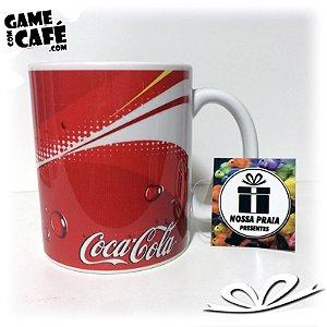 Caneca C05 Coca-cola