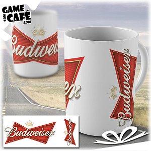 Caneca C15 Budweiser