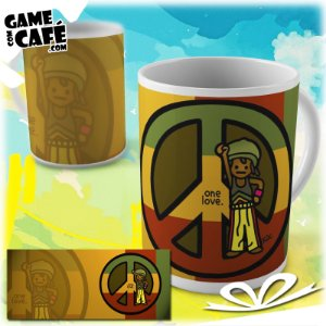 Caneca G36 One Love