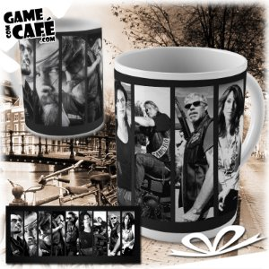 Caneca S07 Sons of Anarchy