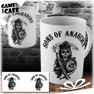 Caneca S08 Sons of Anarchy