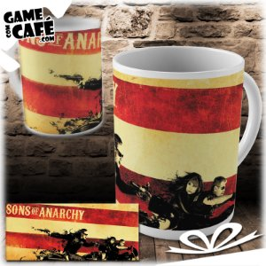 Caneca S09 Sons of Anarchy