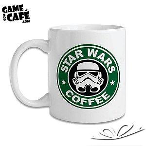 Caneca S11 Star Wars Coffee