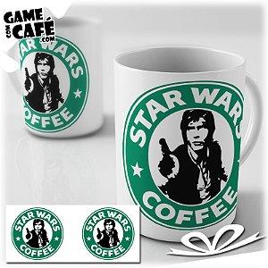 Caneca S12 Star Wars Coffee