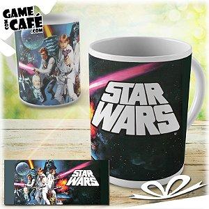 Caneca S16 Star Wars