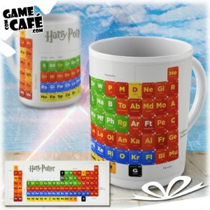 Caneca S20 Harry Potter