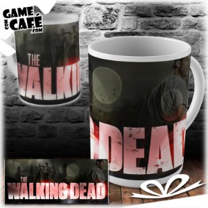 Caneca S27 The Walking Dead