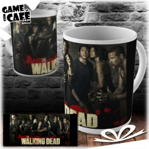 Caneca S29 The Walking Dead