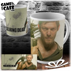 Caneca S30 The Walking Dead - Daryl